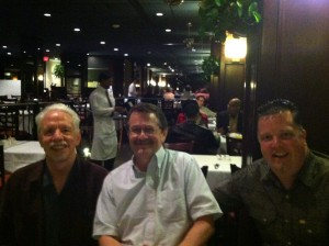 Doug, George & Scott