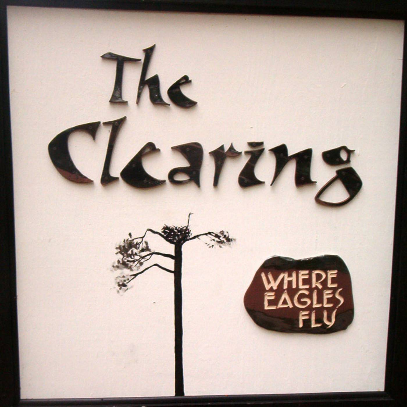 The Clearing - Where Eagles Fly